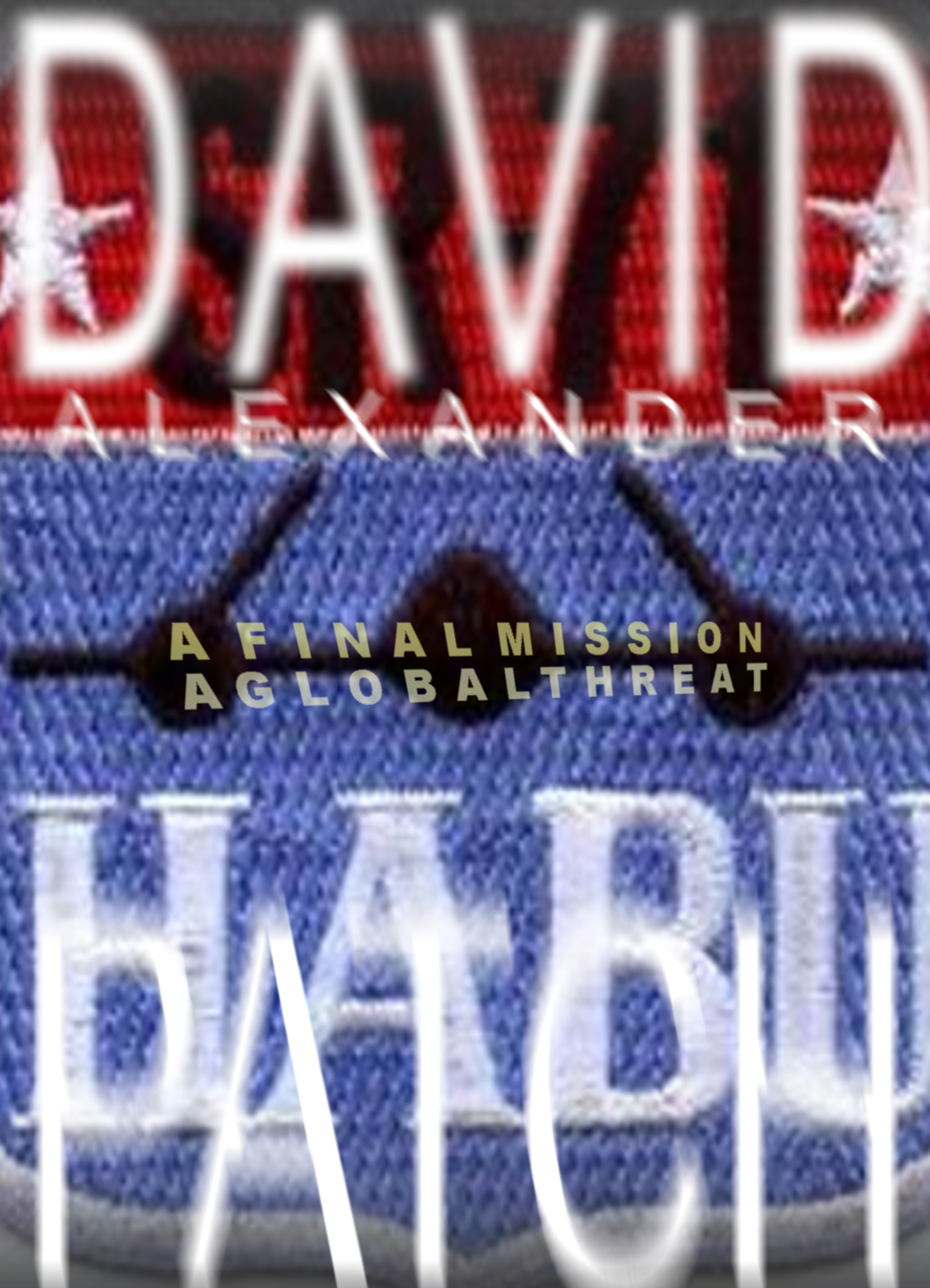 Habu Patch by Author David Alexander.